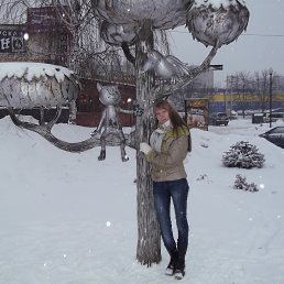 Зима в Воронеже на улице Лизюкова у котенка Василия ^^
