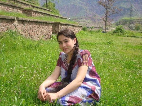 Узбекская Девственница