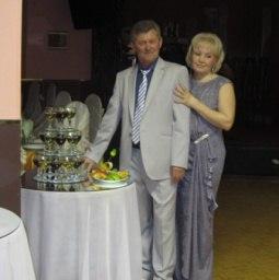 Маринаиюрий Логиновы, Москва, 58 лет