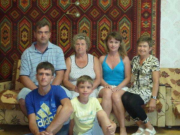 Фото - Моя семья: : мы в гостях - ДМИТРИЙ, Орел
