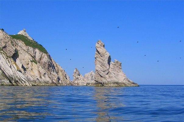 Шантарские острова, Хабаровский край.
