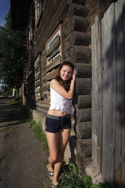 Фото: Светлана, Владивосток в конкурсе «Юбки и шорты»