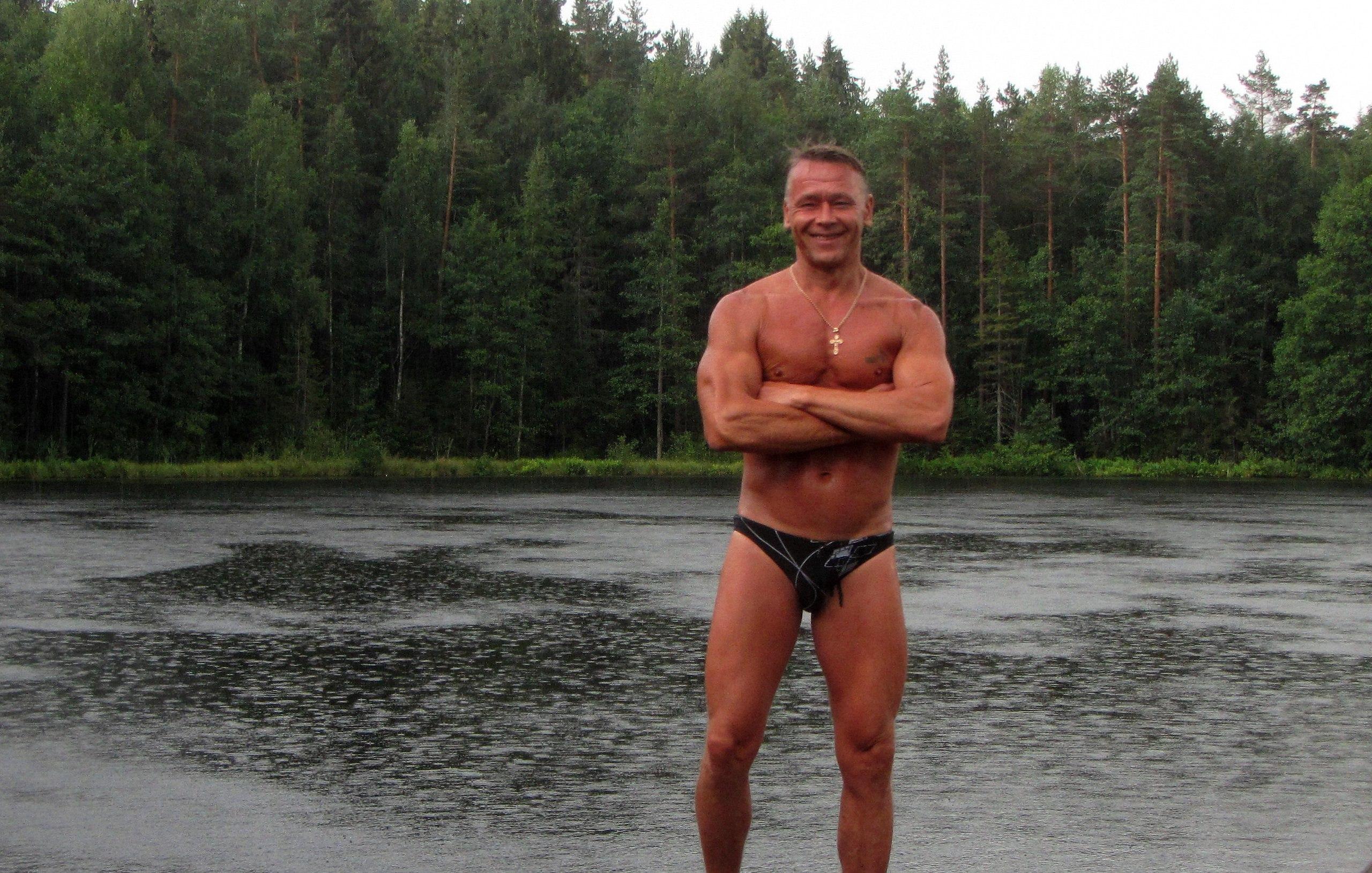 Фото накаченных парней (23 фото) - Андрей, 50 лет, Санкт-Петербург