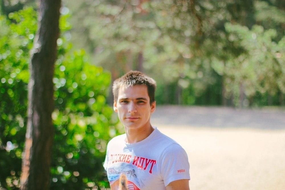 Фото красивых парней (24 фото) - Виктор, 25 лет, Санкт-Петербург